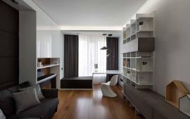 Cho thuê chung cư Hà Nội Center Point, 85 Lê Văn Lương, 85 m2, 3PN, đủ đồ, giá 15 tr/th