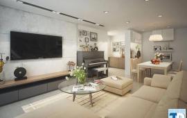 Cho thuê căn hộ Ngọc Khánh Plaza, 160m2, 3PN, giá 19 triệu/tháng