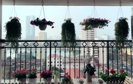 Cho thuê CH Ngọc Khánh Plaza, đủ đồ, 112m2, 2PN, giá 14 triệu/tháng, LH: Hà 0982100832