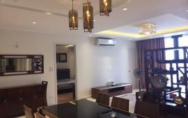 Cho thuê căn hộ cao cấp tại D'.Le Pont D'or  36 Hoàng Cầu, Tân Hoàng Minh 130m2, 3PN,giá 19 triệu/tháng.