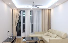 Cho thuê căn hộ Thăng Long Number One, 120m2, 3 phòng ngủ, đầy đủ đồ, giá 1100 usd. LH 0911446365