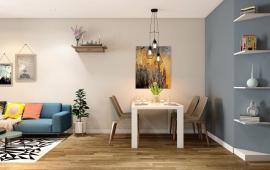 Cho thuê căn hộ chung cư tại Dự án Mon City, Nam Từ Liêm, Hà Nội diện tích 65m2 giá 8 Triệu/tháng. LH 01653688114