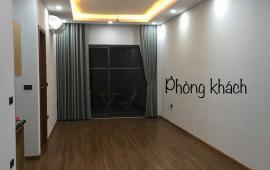 Cần cho thuê căn hộ chung cư 17T5, Trung Hòa Nhân Chính, DT 120m2, 2 PN, nội thất cơ bản