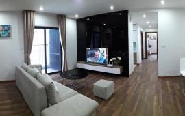 Cho thuê CHCC N05 Trần Duy Hưng, tầng 18, 162m2, đủ đồ, 14 triệu/tháng