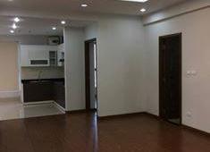 Cần cho thuê CHCC FLC Phạm Hùng, 125m2, 3PN, nội thất cơ bản. Giá 10 triệu/th.