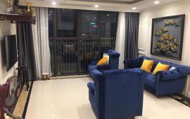 Cho thuê căn hộ tại Ngọc Khánh Plaza, cạnh hồ Ngọc Khánh, Ba Đình, 160m2, 3PN, giá 18 triệu/tháng