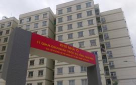 Cần cho thuê căn hộ chung cư Tây Tựu Bộ Quốc Phòng