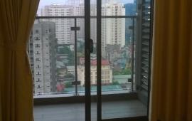 Cho thuê căn hộ Trung Yên Plaza 110m2, 2 phòng ngủ, nội thất cơ bản, giá 10 triệu/tháng