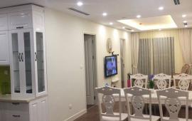 Cho thuê CH 123m2, chung cư Vimeco CT4 Nguyễn Chánh, 3 phòng ngủ, nội thất đẹp, giá 16 tr/tháng