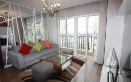 Cho thuê căn hộ Hòa Bình Green Bưởi, 105m2, 3PN, full nội thất, giá 17 tr/th. LH: 0963 650 625