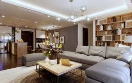 Cho thuê CHCC N05 Hoàng Đạo Thúy, 155m2, 3PN, đầy đủ nội thất đẹp – giá 16,5 tr/th