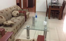 Cho thuê căn hộ chung cư  tầng trung tòa CT2 - C14 Bắc Hà . giá 7 triệu cực đẹp