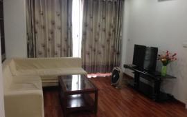 Cho thuê CHCC Sông Hồng Park View, 126m2, 3PN, đủ đồ nội thất, giá 15 triệu/th.