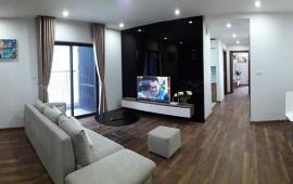 Cho thuê căn hộ 120m2 Indochina Plaza IPH, tầng 19, 3PN, căn góc, đủ đồ, giá 28 tr/th