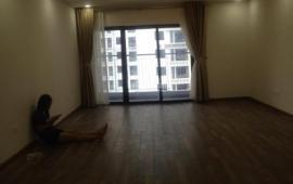 Cho thuê căn hộ Home City Trung Kính, tầng 18, 96m2, 3 PN, nội thất cơ bản 13 tr/th. Lh: 0976988829