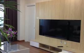 Cho thuê căn hộ chung cư Hòa Bình Green, Bưởi, 105m2, 3 ngủ, đủ đồ, 16 triệu/tháng