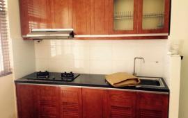 Cho thuê căn hộ chung cư A6C Nam Trung Yên, 2 phòng ngủ đủ đồ 6,5 tr/th