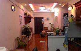 Cho thuê chung cư số 6 phố Đội Nhân, Ba Đình, Hà Nội, DT: 71m2