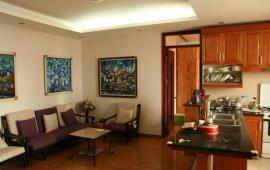 Chính chủ cho thuê căn hộ số 6 Đội Nhân, Ba Đình, 2PN, đủ đồ 10tr/tháng, vào ngay
