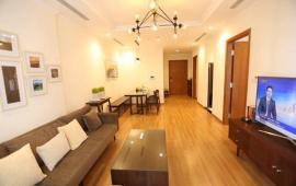Chính chủ cần cho thuê gấp CHCC Golden Land tòa nhà Hoàng Huy Group, 115m2, 2PN, giá 11 tr/th