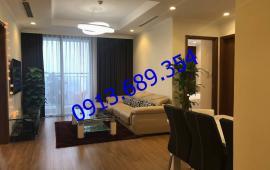 Cho thuê chung cư Park Hill Times City (căn 3 phòng ngủ, 120m2, thoáng & sang trọng)