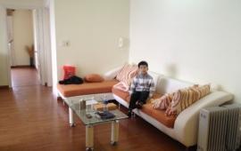 Chính chủ tôi cần cho thuê gấp căn hộ 102 Thái Thịnh, 114m2, 3 PN, đủ đồ, 12tr/tháng ,vào ngay