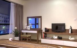 Cho thuê căn hộ chung cư Richland 233 Xuân Thủy, cạnh Indochina 3 PN, đủ nội thất cực sang trọng