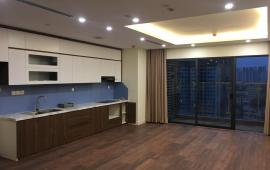 Cho thuê CHCC Hà Đô Park View, DT 130m2, 3PN sáng, đồ cơ bản, view CV Dịch Vọng, giá 13 tr/th