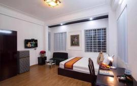 Cho thuê căn hộ 86m2, đầy đủ đồ, chung cư số 6 Đội Nhân