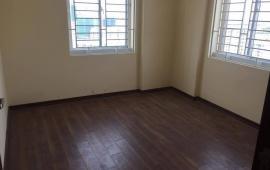 Cho thuê căn hộ Ruby - KĐT Việt Hưng, 58m2, căn góc, nội thất cơ bản
