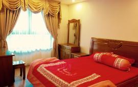 Cho thuê căn hộ 129 Trương Định tầng trung 90m2, 3PN, đồ cơ bản, giá chỉ 9 tr/th, LH 0963 650 625