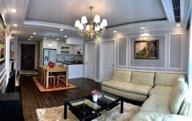 Cho thuê gấp căn hộ tại Ngọc Khánh Plaza, cạnh hồ Ngọc Khánh, 2PN, full đồ đẹp, giá 15 triệu/th