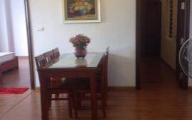 Chính chủ cho thuê căn hộ 27 Huỳnh Thúc Kháng, 125m2, 3PN, đủ đồ, căn góc giá 13tr/th