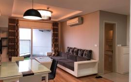Cho thuê căn hộ chung cư Golden Palace, Mễ Trì, 105m2, đầy đủ nội thất hiện đại, giá 17tr/th