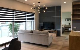 Cho thuê chung cư cao cấp Golden Palace, Mễ Trì, 141m2, 4PN, đầy đủ nội thất đẹp, giá 23tr/th