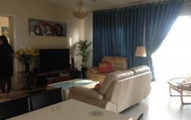 Chung cư Golden Palace, tháp C cần cho thuê căn hộ, 3PN, DT 116 m2, full đồ đẹp, giá chỉ 18tr/th