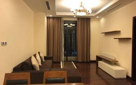 Cho thuê căn hộ thành phố hoàng gia Royal City 93m2, 2PN, đủ đồ, 17 tr/th, LH 01668048144