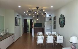 Cho thuê căn hộ Eurowindow, DT 102m2, 2 phòng ngủ, đủ đồ, giá 14 tr/tháng. LH 0904.594.490