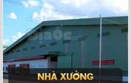 Cho thuê 300m2 nhà xưởng giá 7 triệu/tháng tại Đông La, Dương Nội.