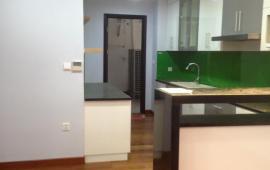 Cho thuê căn hộ chung cư Mipec Towers, căn góc 132m2, 3 phòng ngủ, đang trống