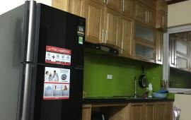 Cho thuê căn hộ chung cư Bắc Hà Lucky - 30 Phạm Văn Đồng, 2 phòng ngủ đầy đủ đồ, 8 tr/th