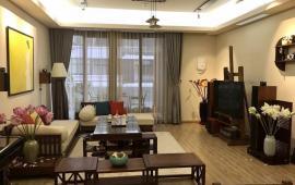 Cho thuê chung cư Thăng Long Number One, căn góc 128m2, 3PN đủ nội thất (sang trọng, có ảnh)