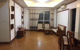 Cho thuê căn hộ N09B1 Dịch Vọng, cạnh công viên Cầu Giấy, 115m2, 3PN, đủ nội thất, 14 tr/tháng