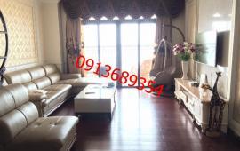Cho thuê căn hộ ĐẸP- nội thất SANG tại chung cư cao cấp Royal City