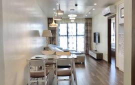 Cho thuê căn hộ chung cư E4 Yên Hòa Vũ Phạm Hàm, 75m2, 2 phòng ngủ full nội thất đẹp