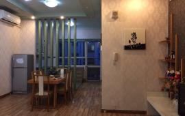 Cho thuê căn hộ M3- M4 Nguyễn Chí Thanh, DT 122m2, 3 phòng ngủ, đủ đồ, giá 12 tr/th