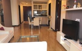 CC cho thuê CH Hòa Bình Green 376 đường Bưởi, 120m2, 3, nội thất hiện đại, đầy đủ, 16tr/th