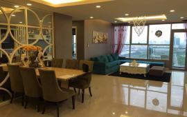 Cho thuê CH Tân Hoàng Minh 36 Hoàng Cầu, view hồ, tầng 20 112m2, 3PN, full đồ, 25tr/th