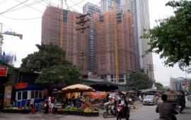 Cho thuê cửa hàng, sàn thương mại, văn phòng chung cư Garden Hill, 99 Trần Bình, Mỹ Đình diện tích 200m - 1200m giá chỉ từ 200 nghìn/m