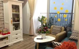 Cho thuê  chung cư tại Ecolife Tố Hữu, 75m2, 2N, full đồ, 13tr. Lh. 0912.609.747